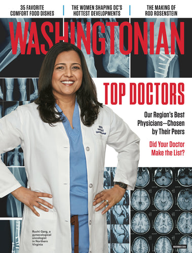 Washingtonian: November 2018 - Top Doctors