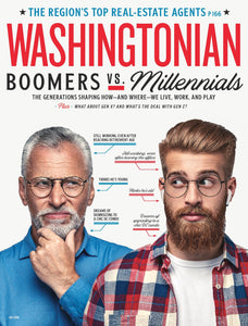 Washingtonian: July 2019 - Boomers vs. Millennials