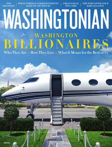 Washingtonian: March 2019 - Washington Billionaires