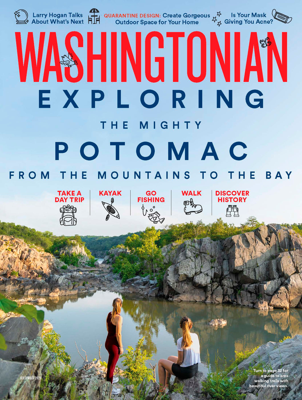 Washingtonian: September 2020