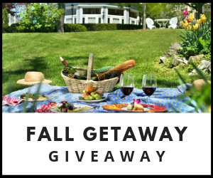 Enter to Win a Fall Getaway for Two!