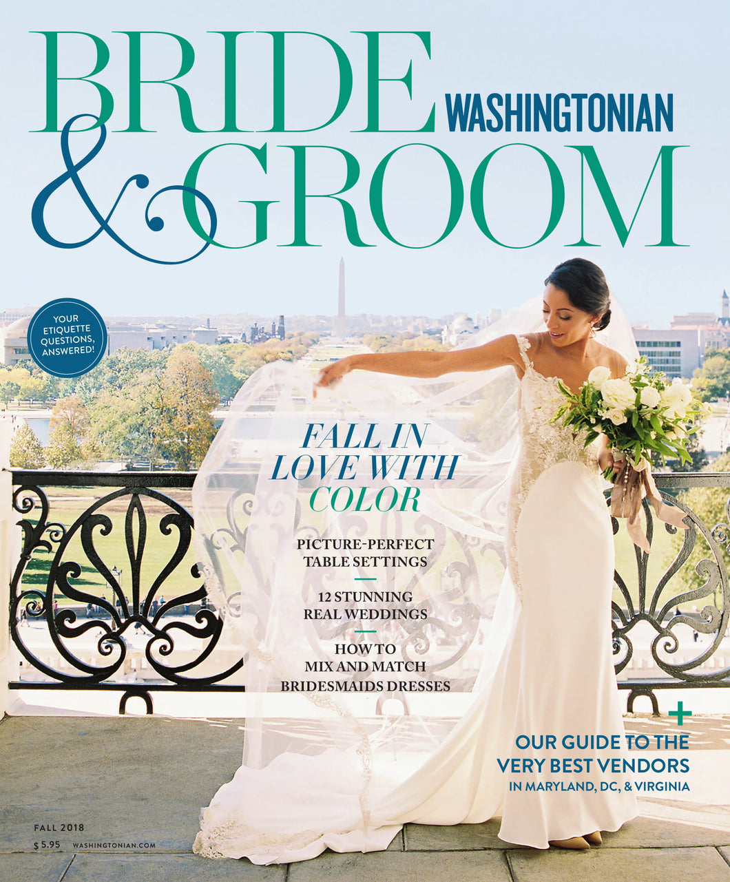 Bride & Groom: Fall 2018