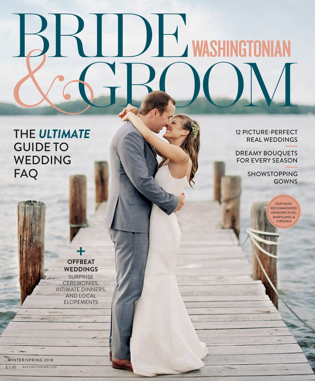 Bride & Groom: Spring 2018