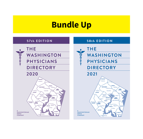 The 2020/2021 Washington Physicians Directory (Bundle)