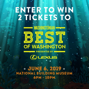 Subscribe and enter to win 2 tickets to Best of Washington 2019!
