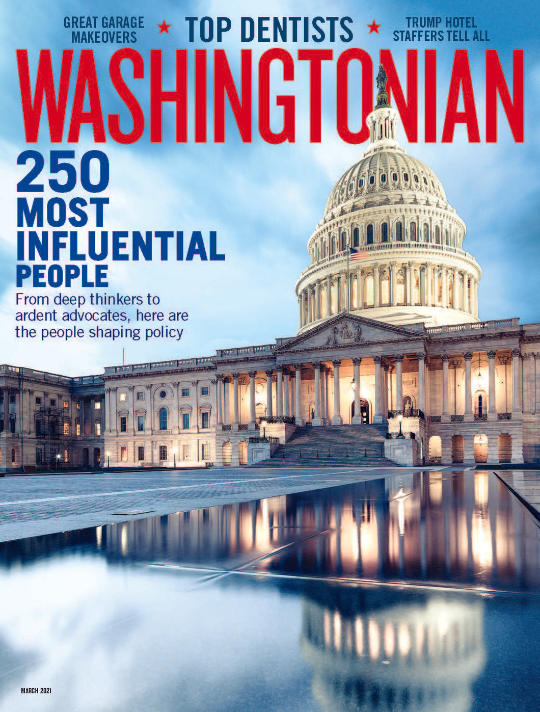 Washingtonian: March 2021