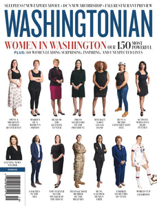 Washingtonian: October 2019 - Most Powerful Women