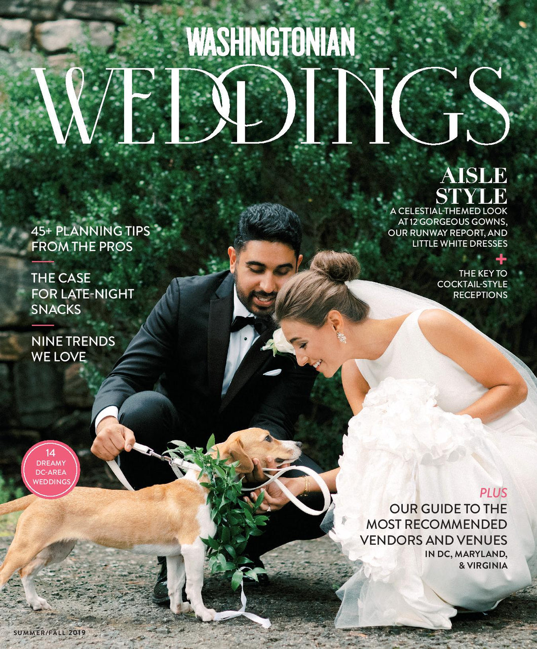Washingtonian Weddings: Summer 2019