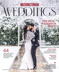 Washingtonian Weddings: Winter 2019