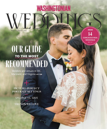 Washingtonian Weddings: Winter 2020