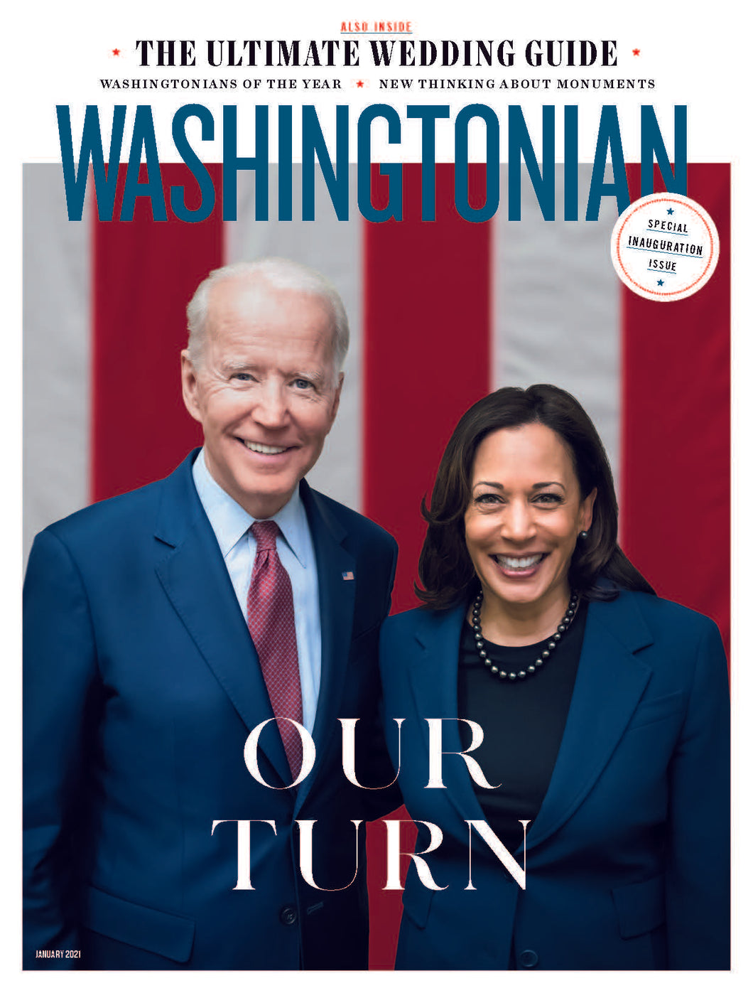 Washingtonian: January 2021
