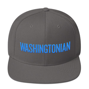 Washingtonian Snapback Hat