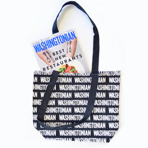 Washingtonian Tote Bag