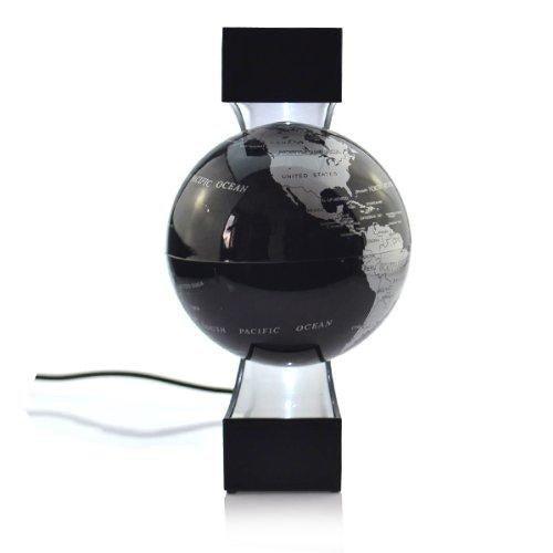 Lightahead® Levitation Floating Globe Rotating Magnetic Mysteriously Suspended in Air World Map Great Fathers day, Christmas gift