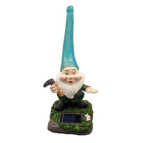 Lightahead Solar Powered Elves Dwarf Elf Lights theme for Holiday Decoration lamps for your Garden Path Patio Decoration