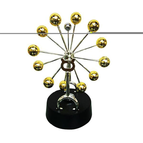 Lightahead® Revolving Balance Balls in Perpetual Motion Decoration Asteroid