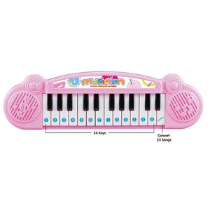 Lightahead 24 Keys Keyboard Kids Toy Piano Musical Mini Piano For Kids