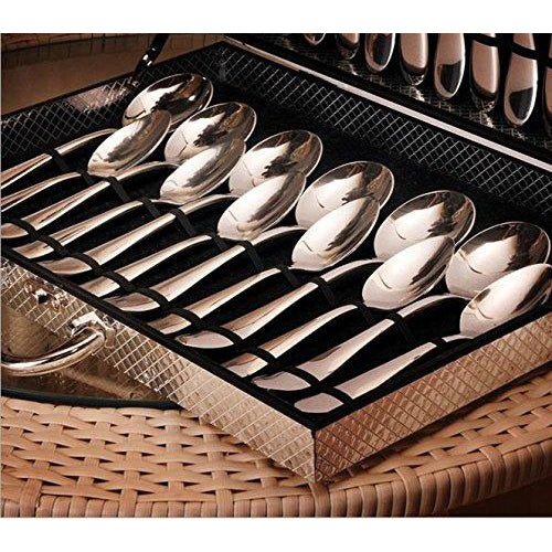 Lightahead 24pcs Stainless Steel Cutlery Set in Gift Box