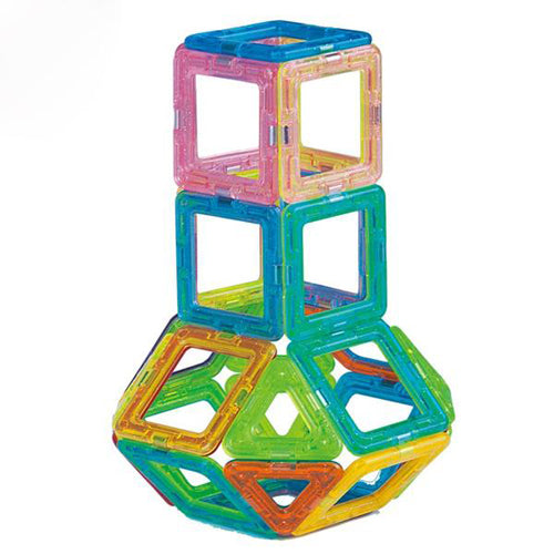 Magnetic Construction Block Toys