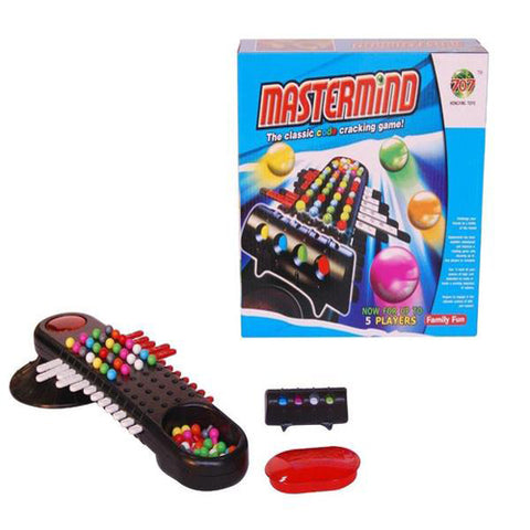 Lightahead Mastermind A Classic Code Cracking Game! Allowing Up to 5 Players to Compete.