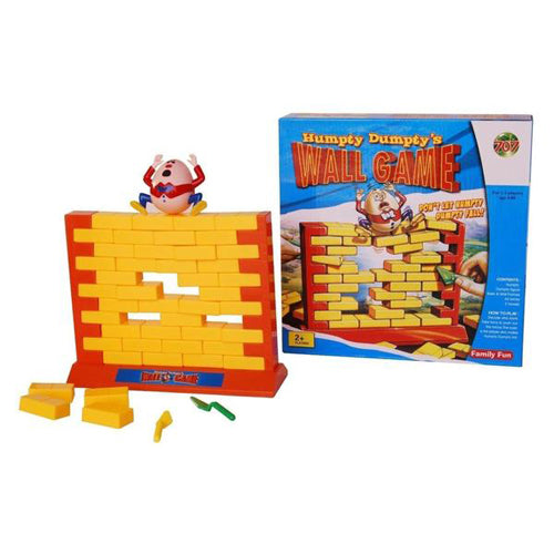 Lightahead Humpty Dumpty Wall Game, An Intelligent Fun Board Game Building Block toys
