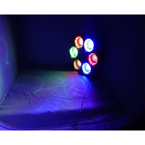 Lightahead LED Flashing Light different colored sound active adjustable flash rate for Disco party