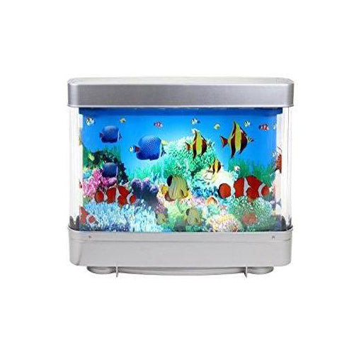 Lightahead Artificial Tropical Fish Aquarium Decorative Lamp Virtual Ocean in Motion