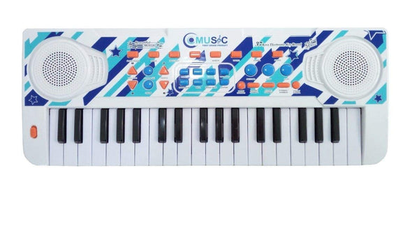 Lightahead 37 Key Electronic Organ Keyboard Piano Portable Multi-function Musical Keyboard for Kids Children
