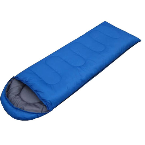 Lightahead Weather Waterproof Windproof Envelope Sleeping Bag Lightweight Portable Camping Gear