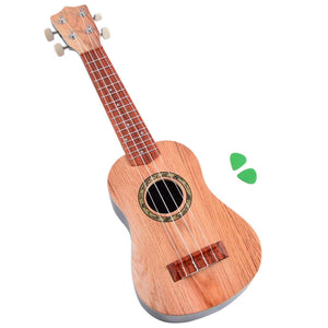 Lightahead® Spruce Wood Guitar 21 Inch Nylon String Classical Ukulele Guitar