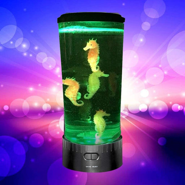 Replacement Seahorse Pack for Lightahead LED Fantasy Seahorse Lamp