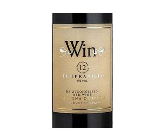 Win Tempranillo 0%
