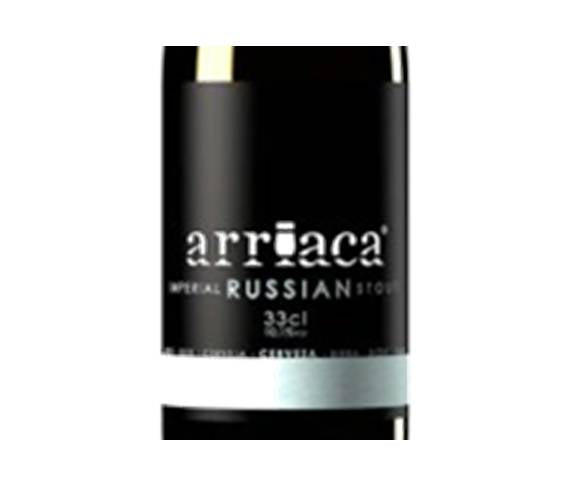 Arriaca Imperial Russian Stout 33cl