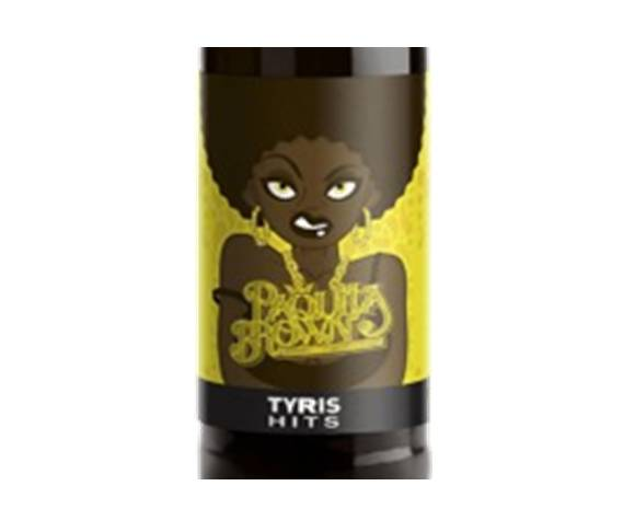 Tyris Paqui Brown 33cl