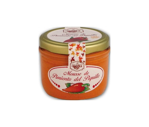 Mousse de pimiento del piquillo 145 ml