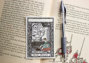 Fairy Tale Bookplate stickers for children - set of 10 bookplates Sunshine and Ravioli