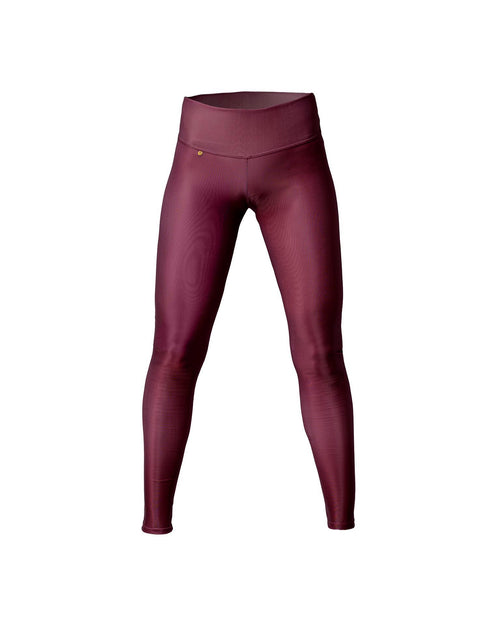 Antigua Leggings Burgundy