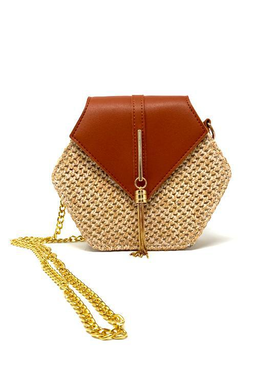 Shop Madda Bag Mini Burnt Orange