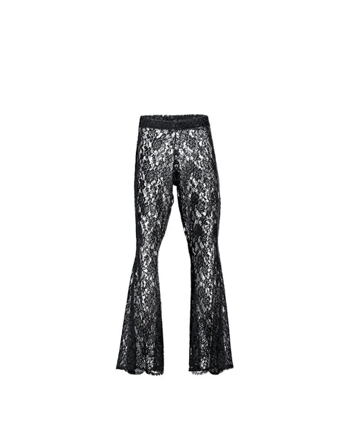 Antigua Pants Campana Black Lace