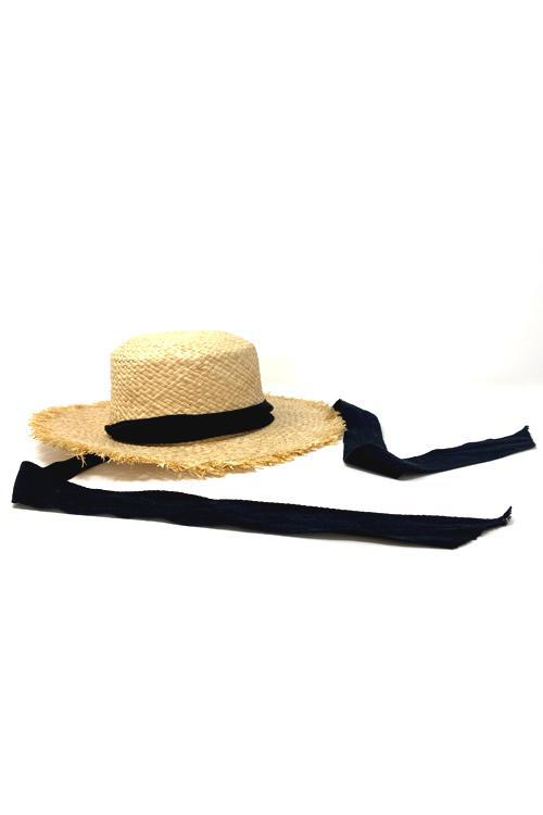 Shop Madda Hat Black Bow