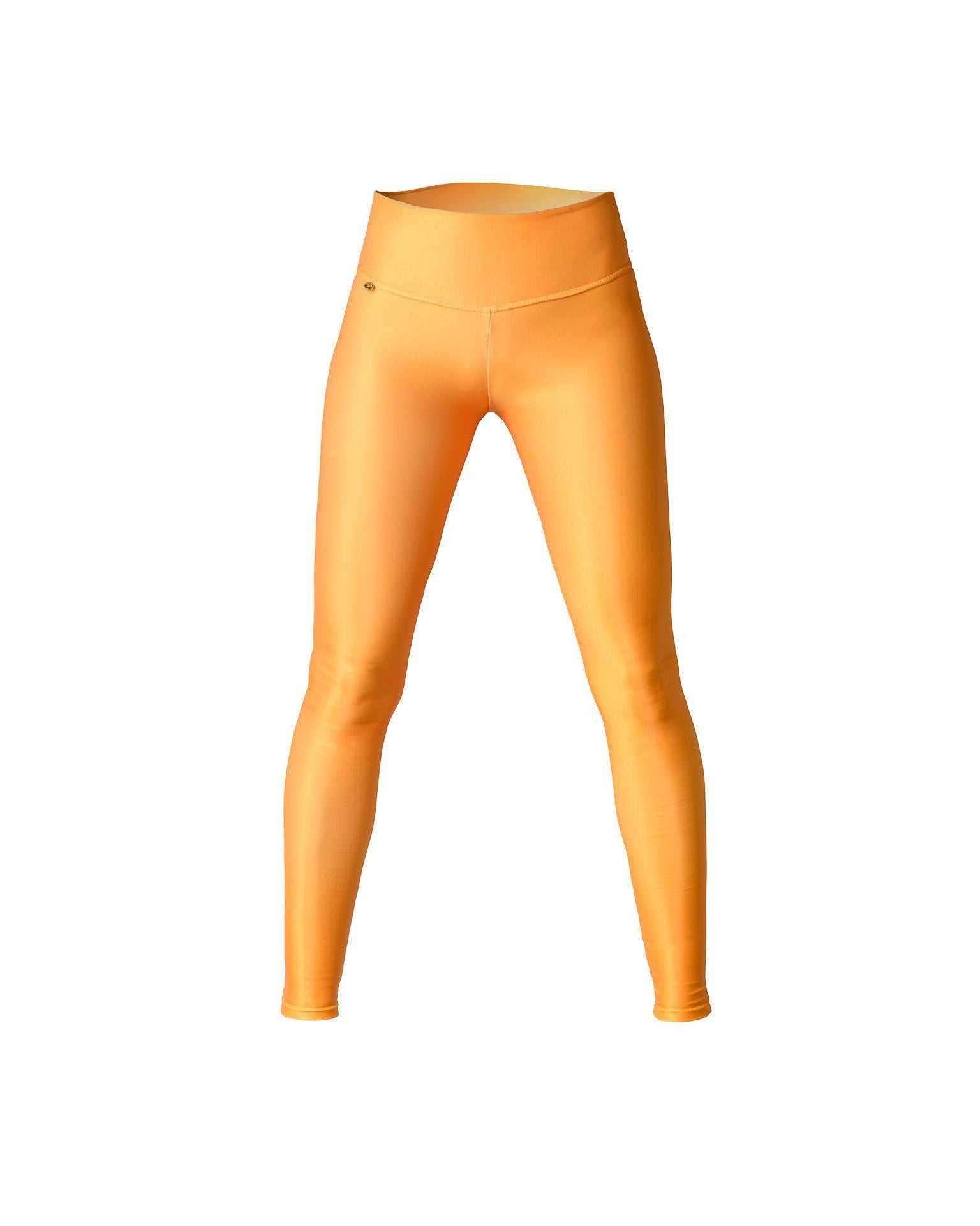 Antigua Leggings Burnt Yellow