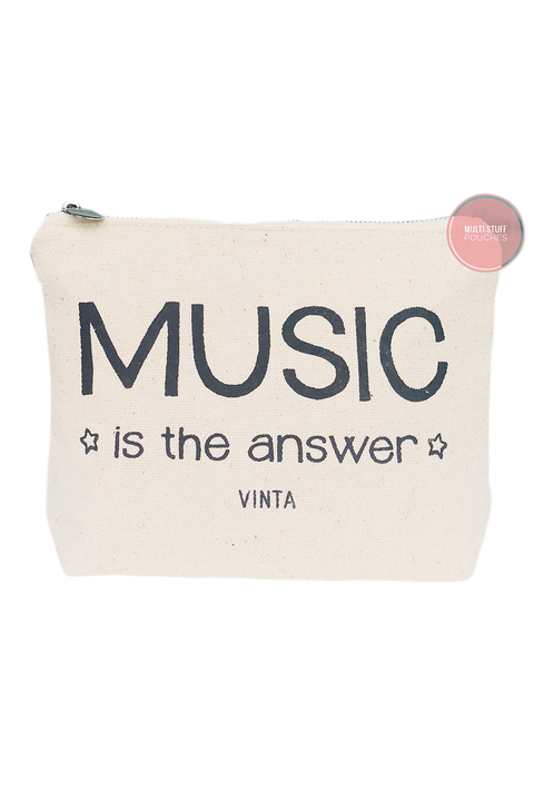Vinta Music Multi Stuff Pouch