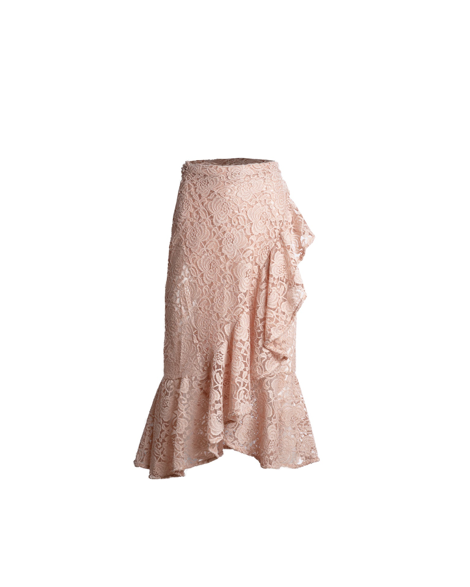 Antigua Skirt Lola Nude Lace