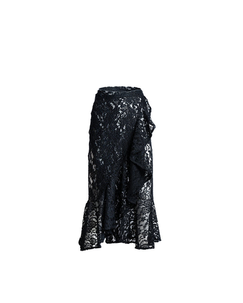 Antigua Skirt Lola Black Lace