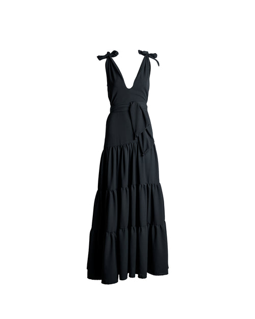 Antigua Dress Macarena Black