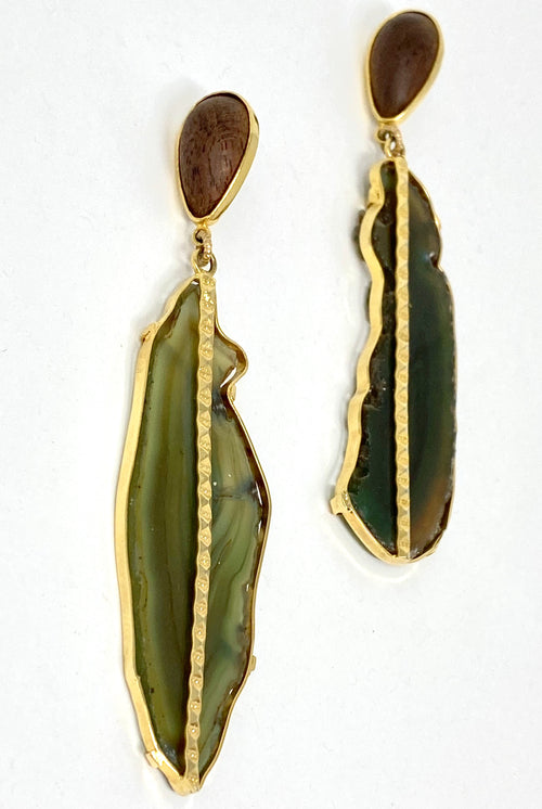 DosA2 Tepuy Earrings