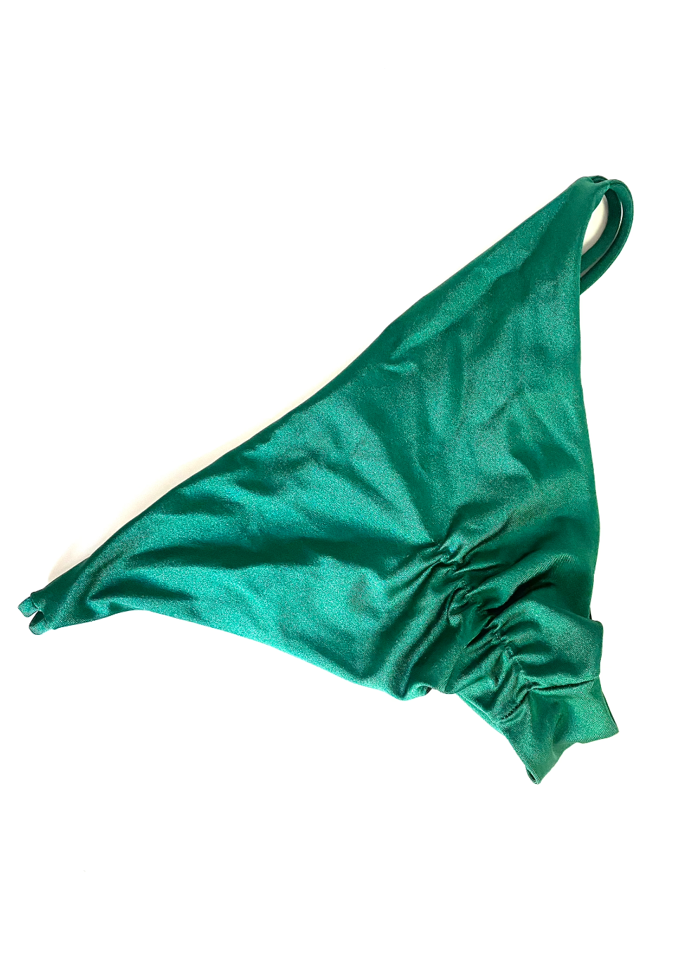 Paulina Bikini Bottom in Dark Green