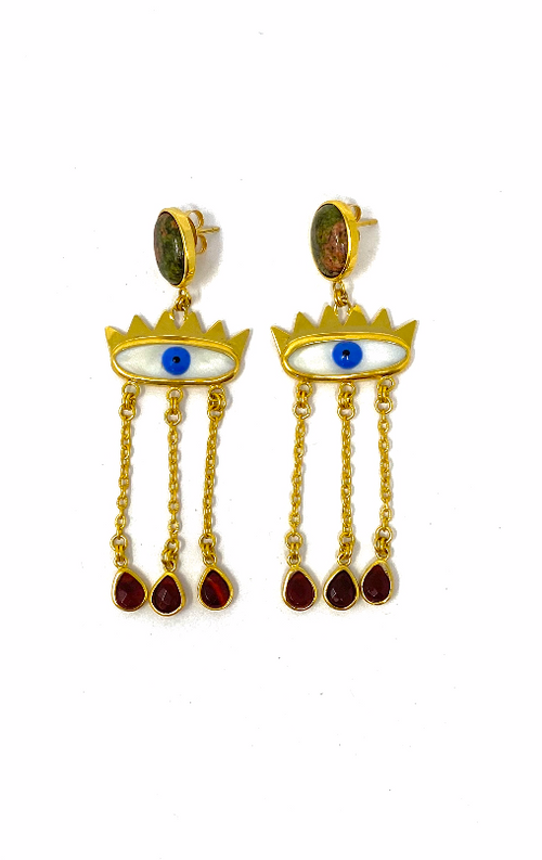 DosA2 Lucky Earrings N/C