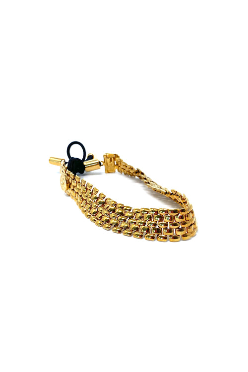 VG Double Chain Gold Plated Choker