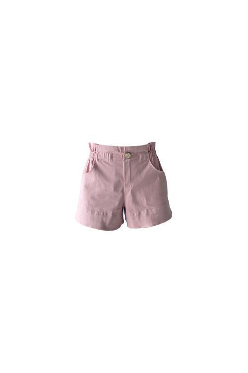 Antigua Short Ruffle Light Pink